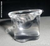Fabricante de gelo Ouput elevado do cubo com aço inoxidável