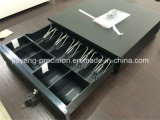 Ящик деньг Jy-405A черный для стержня POS