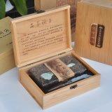 Caja de madera del té de Upland de Ceilán
