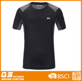 T-shirt convenable du sport de l'homme