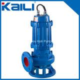 高品質の鋳鉄の電気浸水許容の下水の水ポンプ