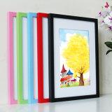 Blocco per grafici di legno della foto della cornice della decorazione standard Multi-Size di legno della casa