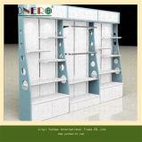 Abnehmbare MDF-hölzerne Ladeplatten-Bildschirmanzeige/Produkt-Ausstellungsstand