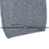 メンズロングスタイルトップグレードのピュアカシミアスカーフ