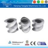Het nauwkeurige Verwerkte Element van de Schroef voor Plastic Machine Tenda