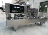Tipo lineare automatico macchina di sigillamento della tazza della gelatina di frutta