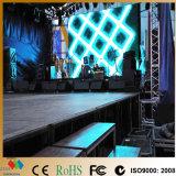 Farbenreiche P6.25mm Stadium LED-Innenbildschirmanzeige