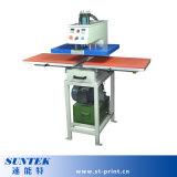 Doppie stazioni che funzionano la stampatrice della pressa di calore della piastra (STM-P06)