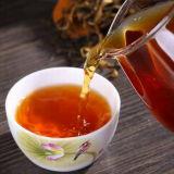 Thé noir certifié organique d'arbre antique de thé avec la beauté et la santé