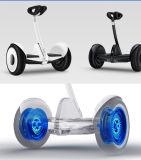 Keensのコントロール・パネルが付いている2つの車輪の自己のバランスのスクーター
