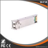 Cisco 10GBASE-CWDM compatible, SM, ER 1270~1610nm LC duplex, émetteur récepteur de 80km SFP+