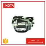 Faro recargable ligero principal del rango largo LED del LED