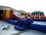 Nuovo Design Huge Inflatable Water parco di divertimenti di 2016 da vendere