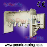 Powder Blender (mezclador Ploughshare, PTS-1000)