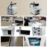 Plastic / Gold / Sliver / Metal Marking Laser Machine
