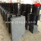 Plataforma de aluminio suspendida accionada de acero del acero de la elevación de Zlp