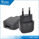 FCC CER genehmigt Travel USB Handy-Ladegerät mit Kabel