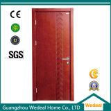 Puertas interiores de madera sólidas para el apartamento de la familia (WDHO43)