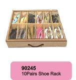 環境に優しい世帯Reusable10は靴ラックを組み合わせる