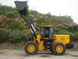 6000kg Loading Capacity Wheel Loader (HQ966) con Low Price