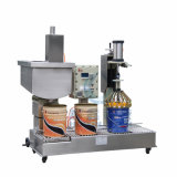Automatisches Coatings/Oils Filling Machine mit Capping