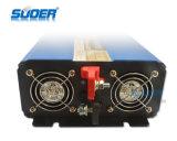Suoer 2000W 24V Gleichstrom zu Wechselstrom 220V weg Rasterfeld-vom reinen Sinus-Wellen-Inverter (FPC-2000B)