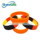 Promozione del braccialetto del silicone impressa disegno più caldo del prodotto nuovo per l'uso adulto