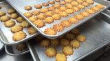 Populäre vorbildliche doppelte Tellersegment-elektrischer Brot-Pizza-Backofen der Plattform-2 für Verkauf