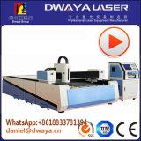 Heiße Verkäufe 1000watt CNC-Edelstahl-Faser-Laser-Ausschnitt-Maschine