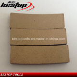 Bestop Marble Diamond Segment per Soft, Hard Marble Stone Cutting