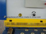 Máquina de corte de la viga hidráulica del oscilación QC12y-10X3200