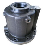 Perforation de cire perdue Pièces de moulage d'investissement / Moulage en acier / acier moulé