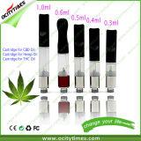 Pluma del vaporizador del tacto del brote del E-Cigarrillo de Ocitytimes 280mAh para el petróleo de Cbd