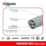 Fabricante Desde 1992 UTP / FTP / SFTP Cabo CAT6 LAN / Cabo de rede com Cu / CCA / CCS