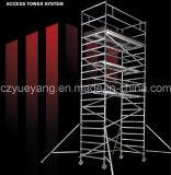 Systeem van de Toren van de Steiger van het aluminium het Mobiele