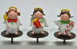 Decoración de la torta de la muñeca del ángel
