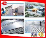 Bobina de acero de aluminio al por mayor de la hoja del material para techos del material de construcción
