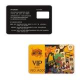 Tarjeta elegante reescribible del PVC de la tira magnética de RFID NFC