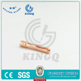 Kingq Wp18/10n20-10n25 kupfernes TIG Schweißens-Futter