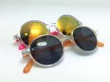 Gafas de sol redondas de la Ojo-Dimensión de una variable