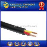 Silicone flexível de alta temperatura cabo de fio Multicore isolado