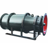 Axial ou Mixed vertical Flow Pump pour Sewage Pump