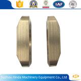 中国ISOは製造業者の提供の黄銅の機械化の部品を証明した