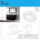 Тазик фарфора ванной комнаты Cupc большого размера Approved (SN042-2008)
