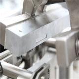 Grano automático que pesa la empaquetadora de relleno de las croquetas del pollo del lacre