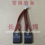De Koolborstels van de Rang NCC634 van China Voor de Fabrikant van Motoren in China