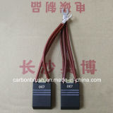 中国(NCC634)のモーター製造業者のための中国の製造者の高品質のカーボン・ブラシ