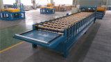 Farbige Galzed Stahlwand-Dach-Panel-Rolle, die Maschine bildet