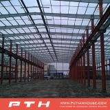 Structure métallique de haute résistance pour l'entrepôt