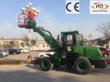 Haiqin 4.5m Marca cargador telescópico Boom (HQ920T) con el CE